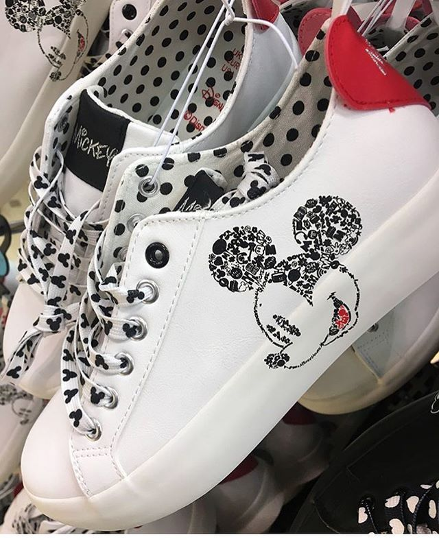 Mickey Mouse sneakers from @primark