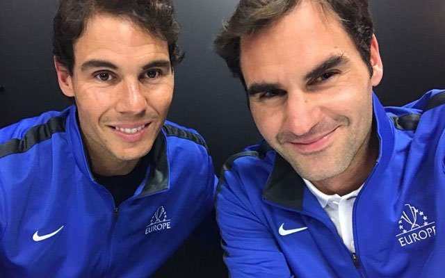 Reacciones Tenis's photo on Nadal