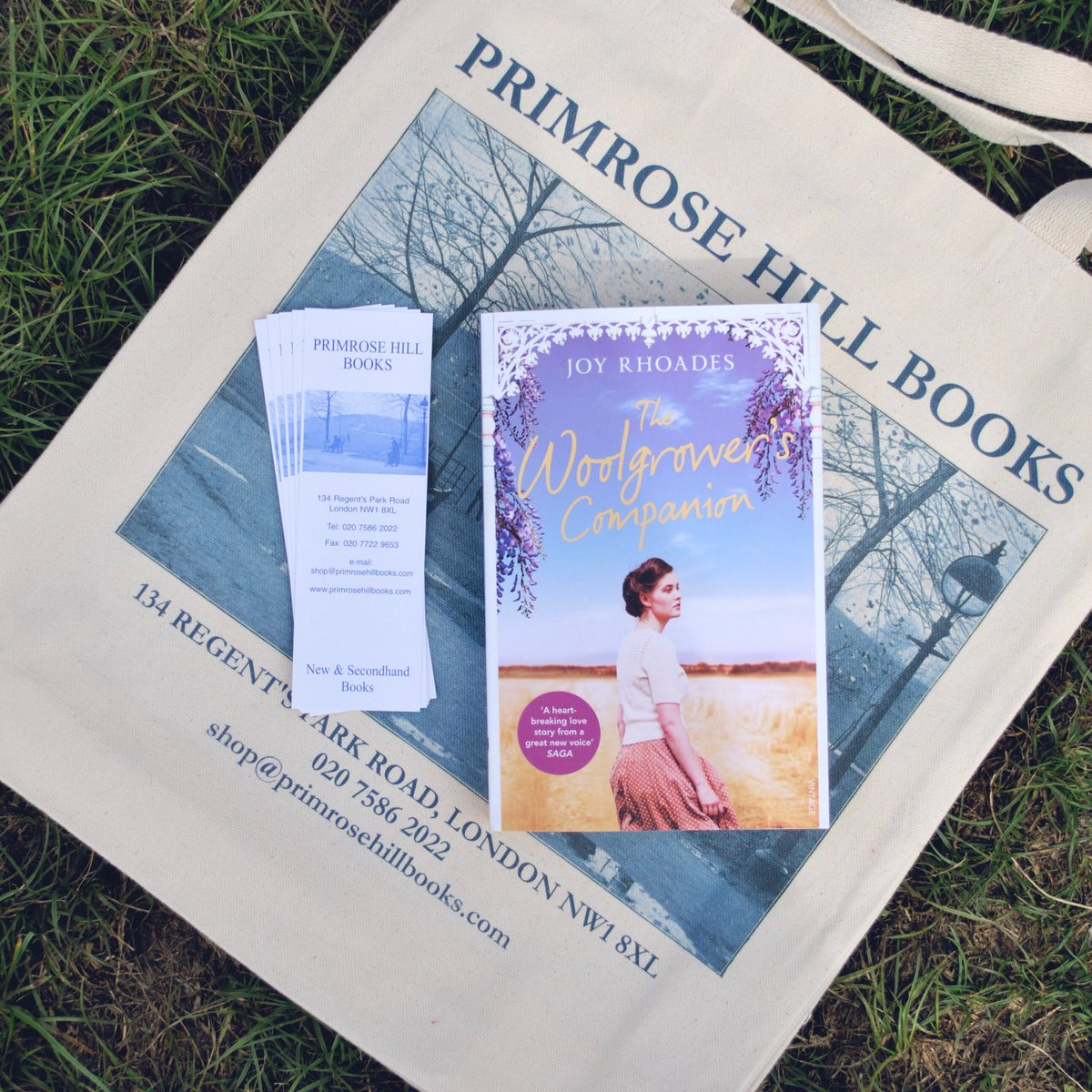 Primrose Hill Books on Twitter: