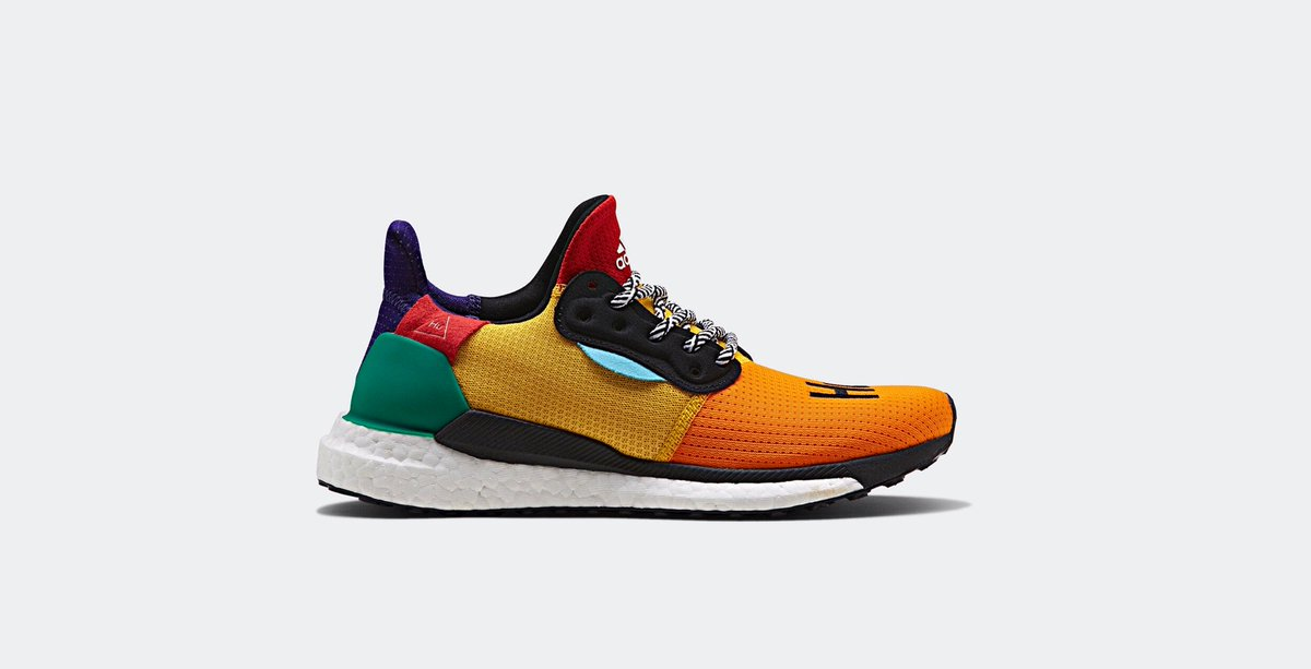 2e75a17e169c Pharrell Williams x adidas Solar Hu Glide will be available TODAY at 1 00  in our Newbury Street location  cncpts  adidas  solarhu  pic.twitter.com fLxEYxMoyb
