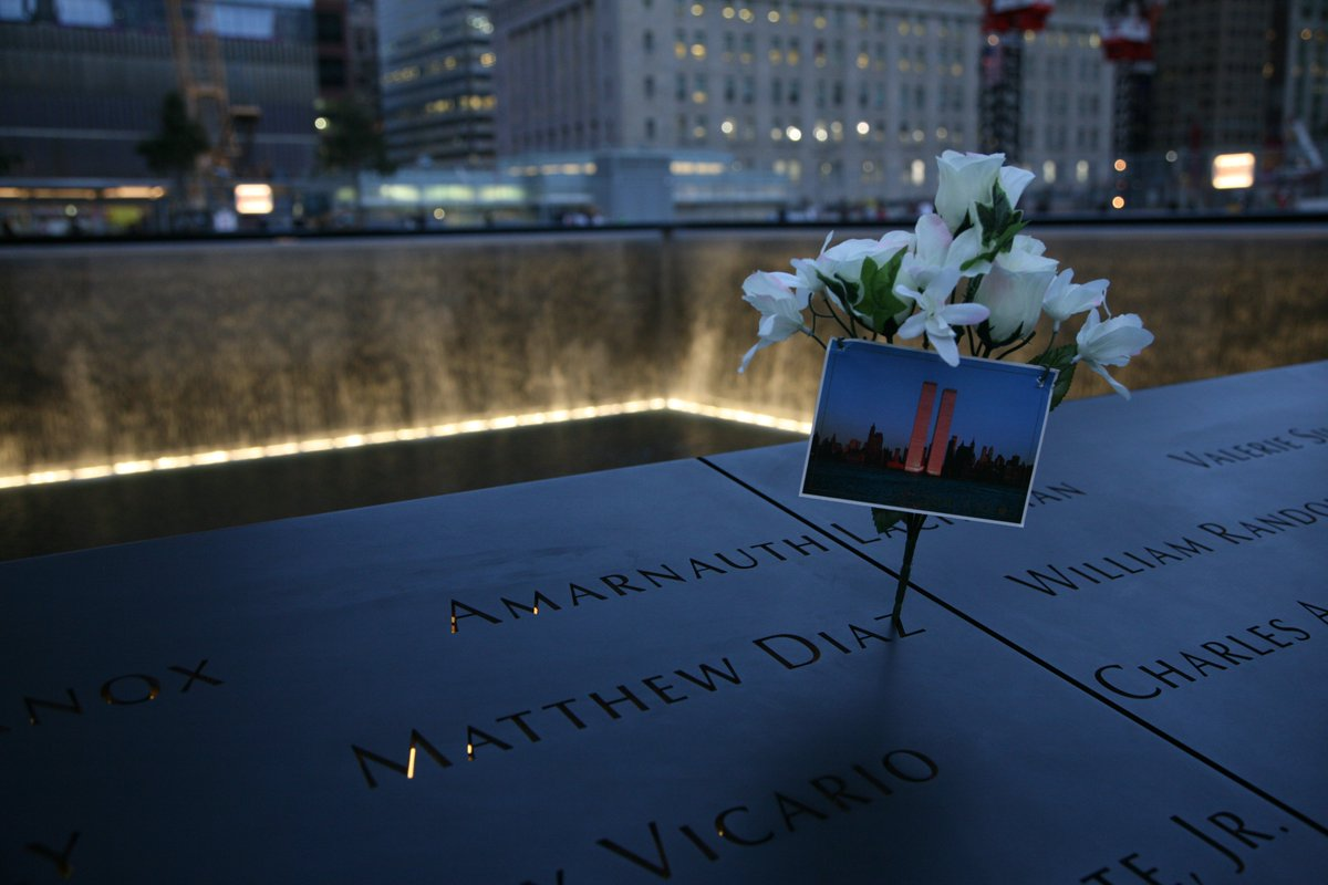 We will never forget. _____ https://t.co/8gmCIGomBv #911Museum #911Memorial #Honor911