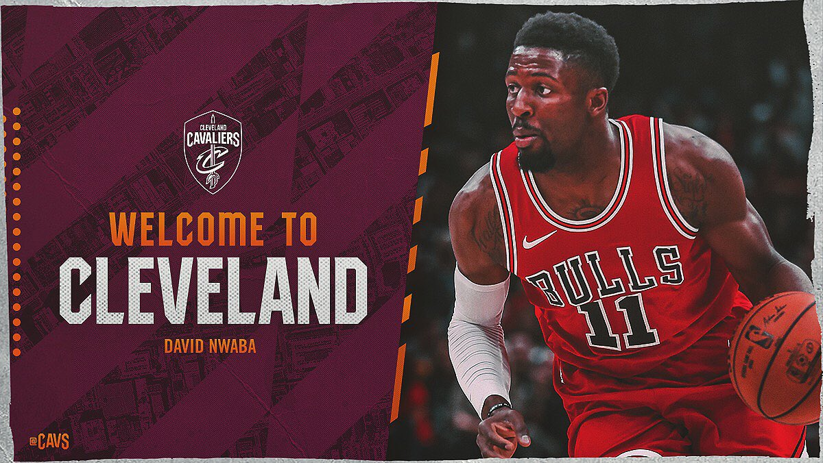 OFFICIAL: Welcome to #TheLand, @dnwaba0!  DETAILS: https://t.co/qlMYr72fWB  #AllForOne