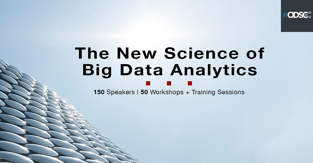 Open Data Science on Twitter:
