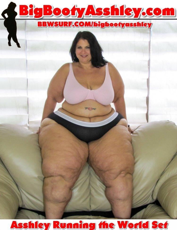 Big booty asshley ssbbw