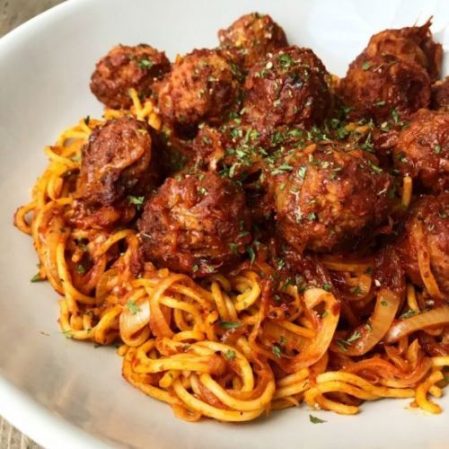 Recipe: Food:Meatball Spaghetti> A frugal and fabulous dish. 2 in - https://t.co/2jXdZ6kjnU #recipe https://t.co/qKBmRSP6z0