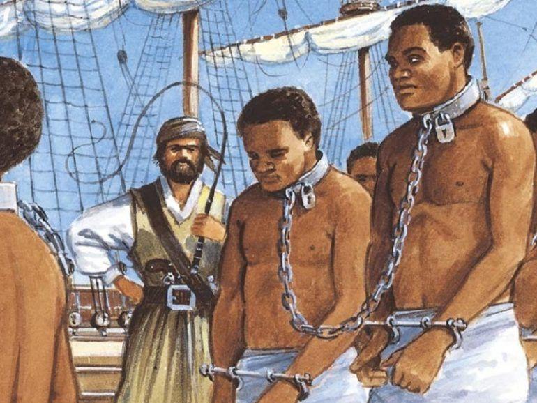 знакомства семью рабов