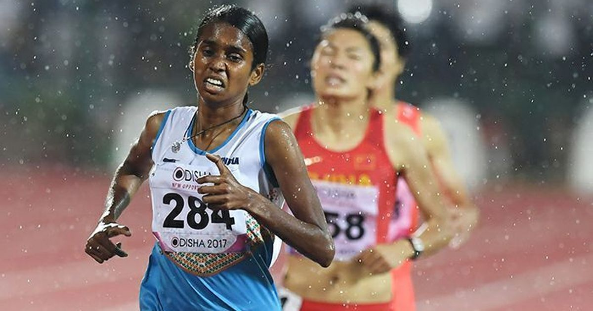 PU Chitra storms out of IAAF Continental Cup, Arpinder Singh passes