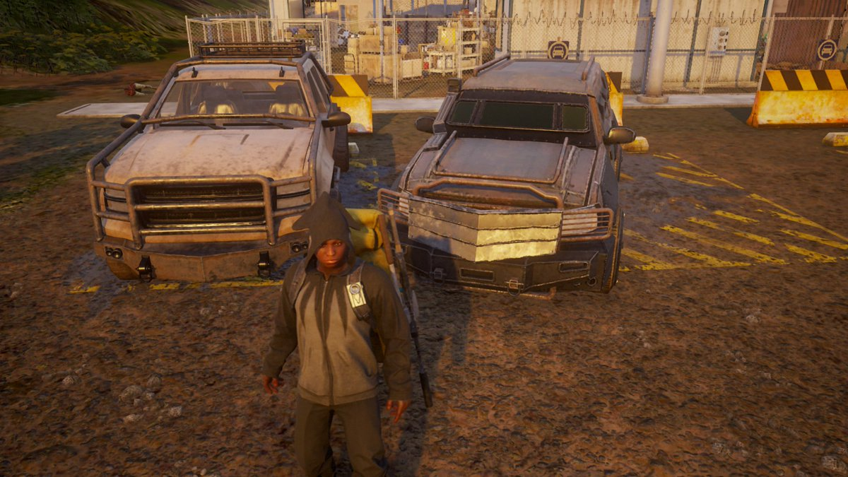 Tlz On Twitter My New Whips Stateofdecay2 Xboxone Gamer