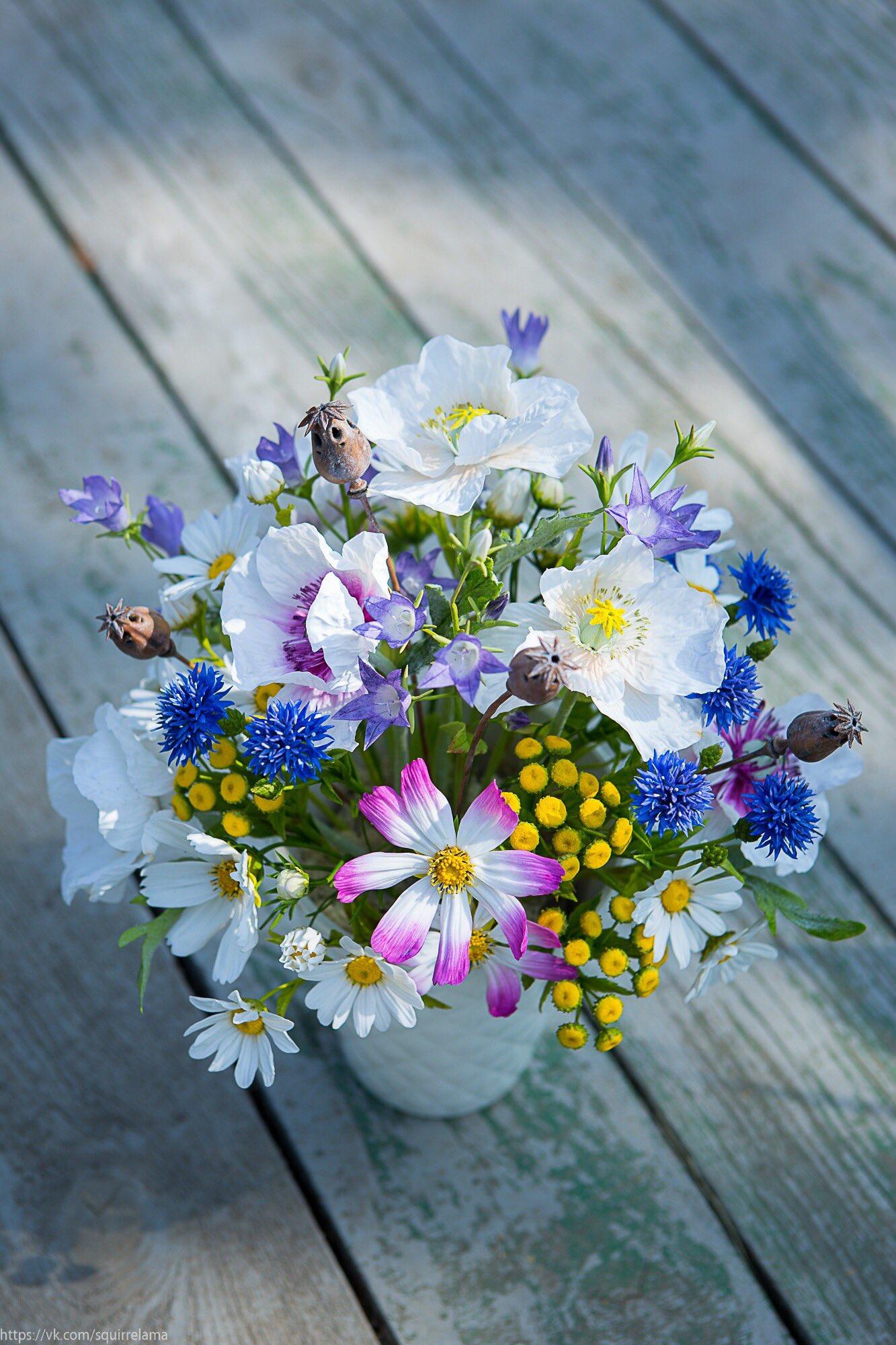 Заказ цветов, букеты из полевых цветов днепропетровске