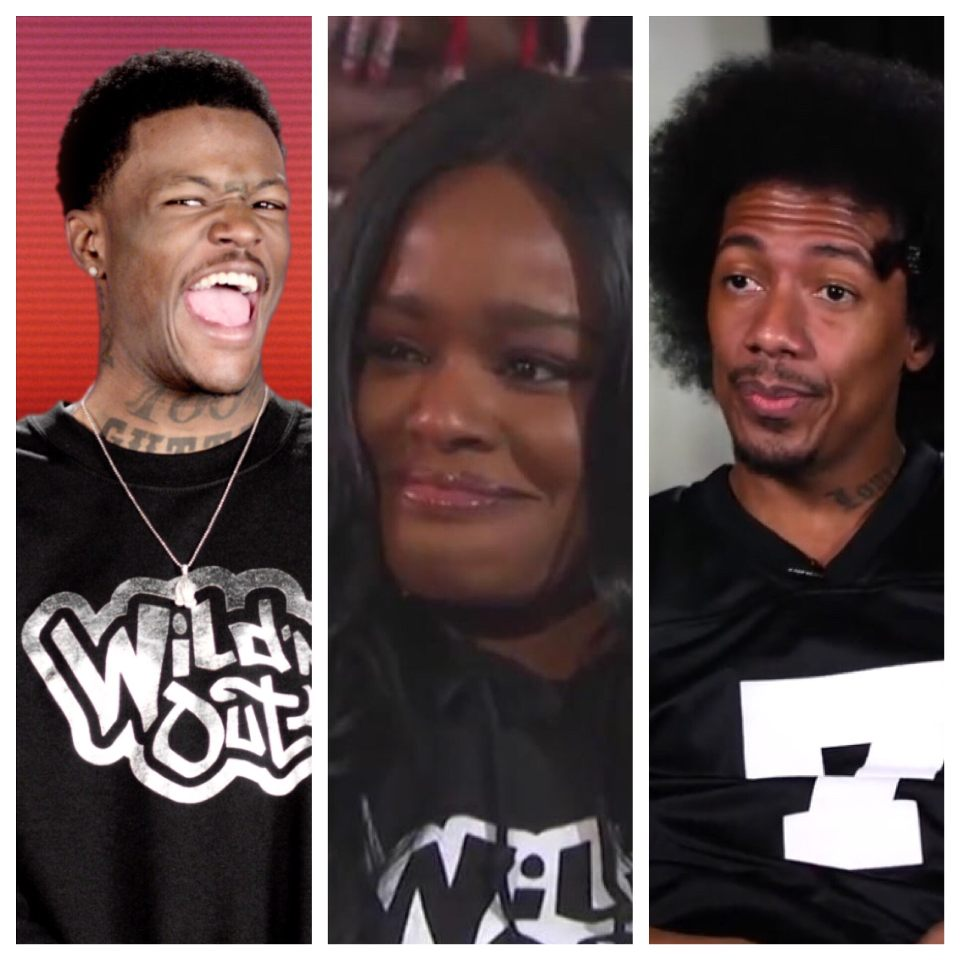 Robert Littal Bso On Twitter Nick Cannon On Azealia Banks Threatening To Spit On Dc Young Fly When He Apologized After Wild N Out Episode Video Https T Co T8sucsem6m Via Yuriyatl404 Https T Co Mb5rhxjklu