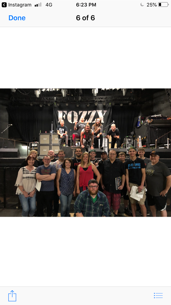 Fun #FozzyVIP in #FozzyMinneapolis today!  Come Join us at https://t.co/NYPgdjllLW! @FOZZYROCK https://t.co/MzgY4RLKFz