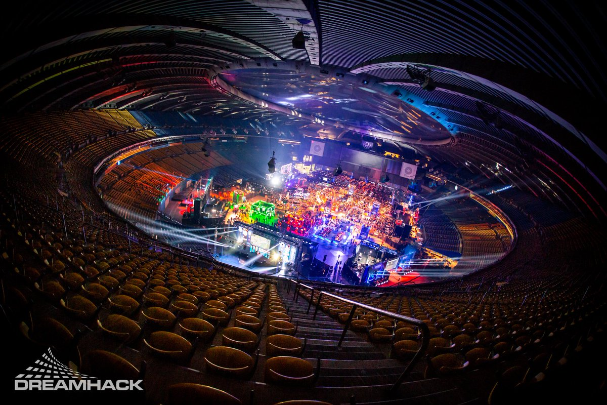 Image result for dreamhack olympic stadium