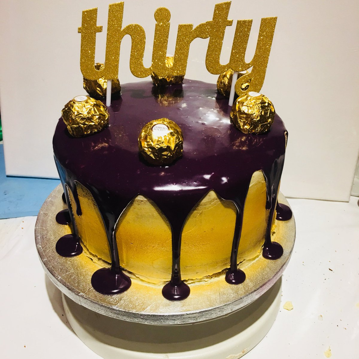 Charl On Twitter Very Proud Of This Birthday Cake I Made For A