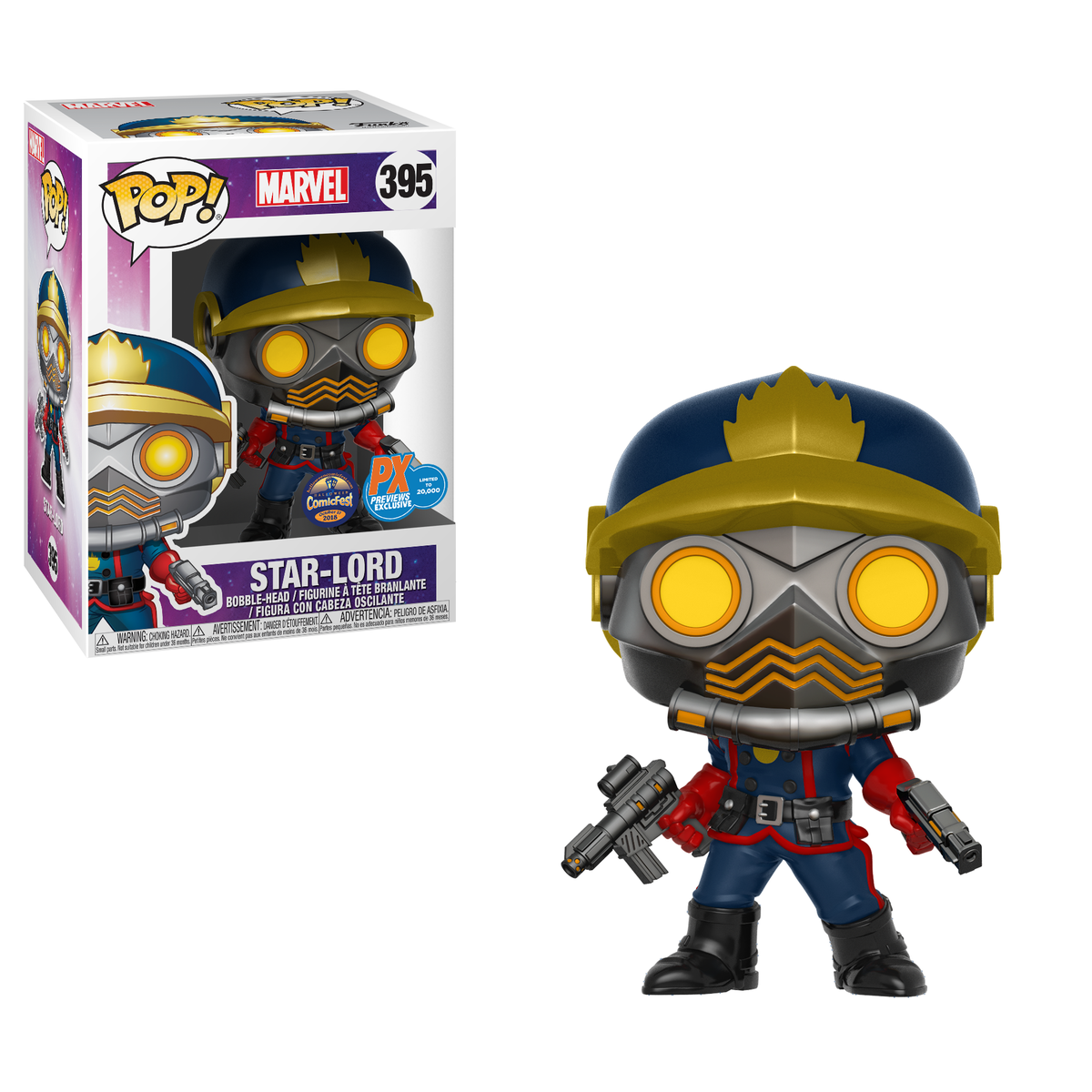 Replying to @OriginalFunko: RT & follow @OriginalFunko for the chance to win a Previews exclusive Star-Lord Pop!