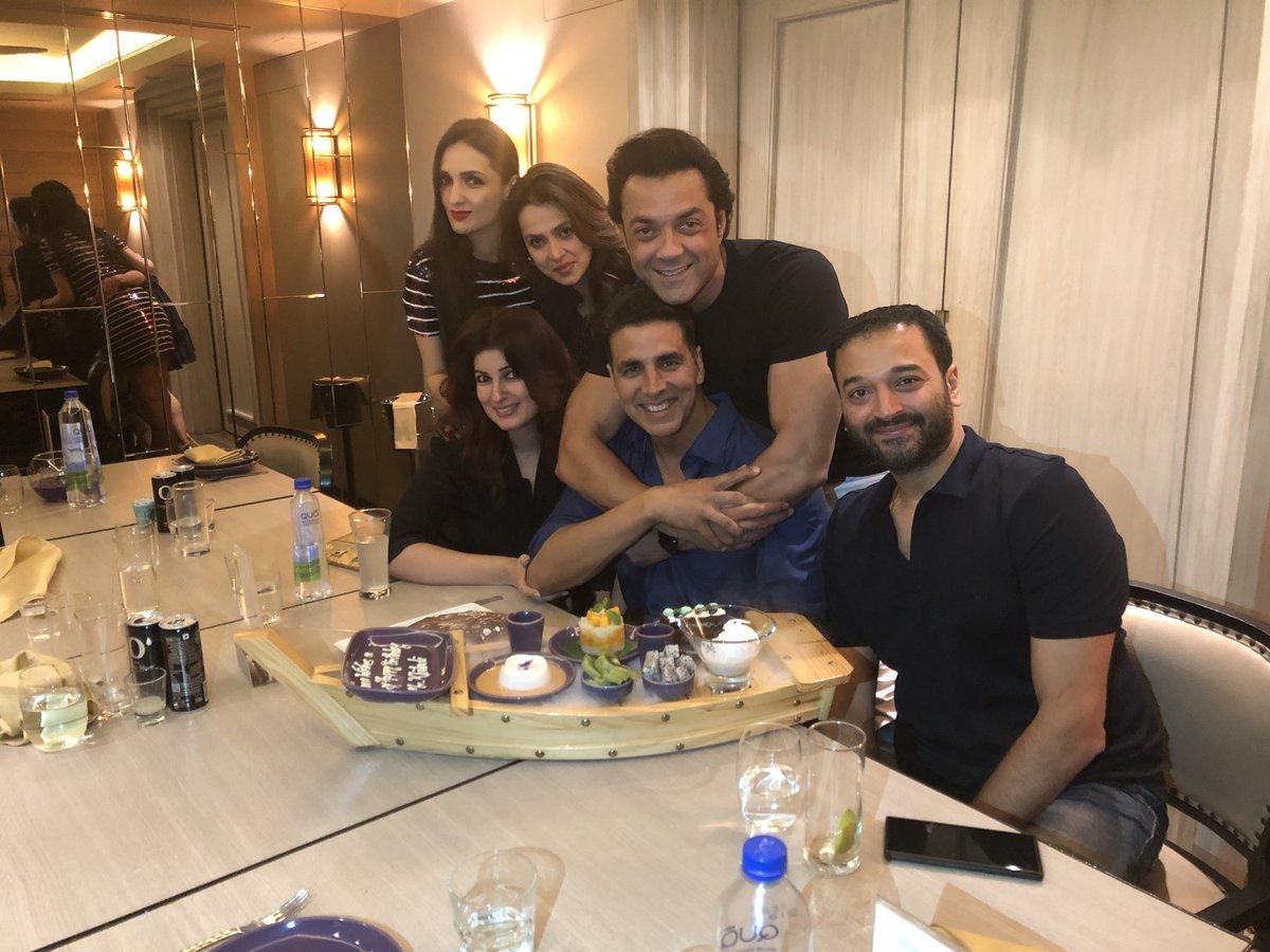 Happy birthday akshay kumar......