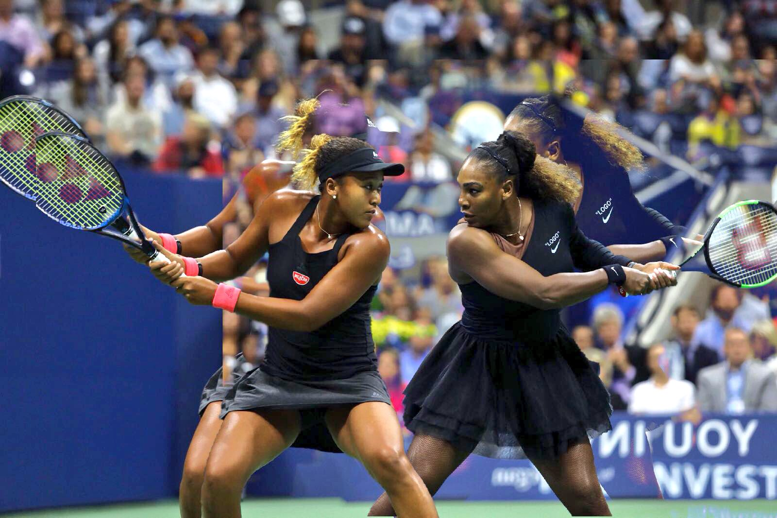 Reloaded twaddle – RT @usopen: ◀️▶️  This year's #USOpen final sets the...