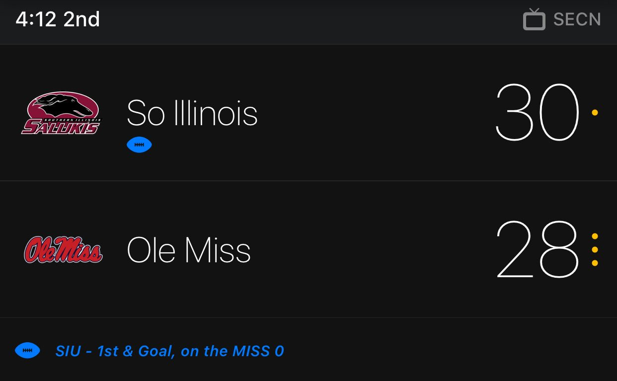To anyone wondering if Arkansas will lose to Ole Miss. https://t.co/ZBdpjWZcfF