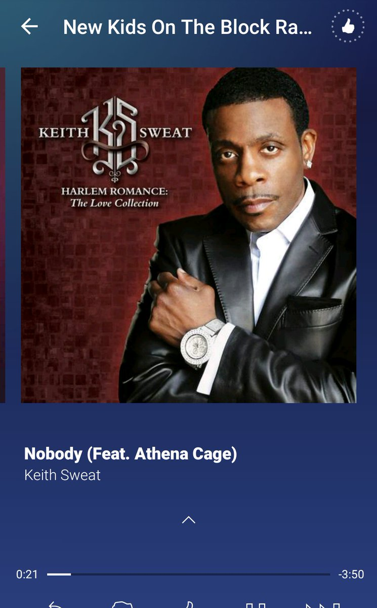 Oh yeah... This brings back so many memories love @OGKeithSweat