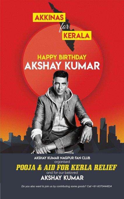 Happy Bday Akshay Kumar