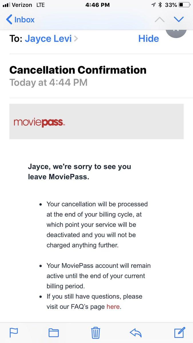 movie pass faq
