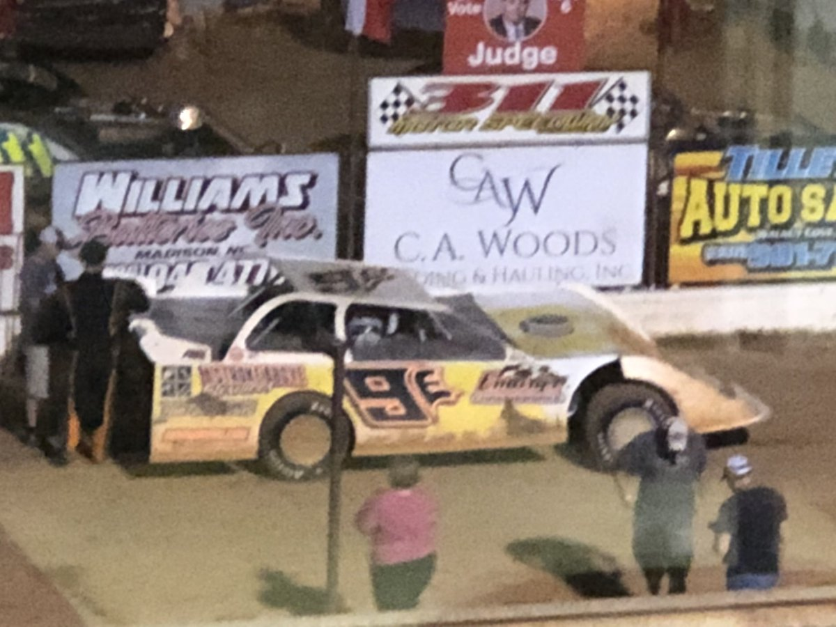 """FUEL Racing Series-Late Models on Twitter: """"Robbie Emory grabs the @RenegadeFuels pole at 311 Motor Speedway with a lap of 16.927 @DirtonDirt @Speed51Dirt ..."""