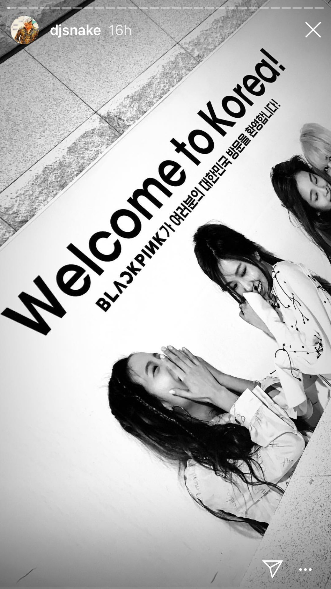 #BLACKPINK by @djsnake's Instagram https://t.co/56SQL9kLfC