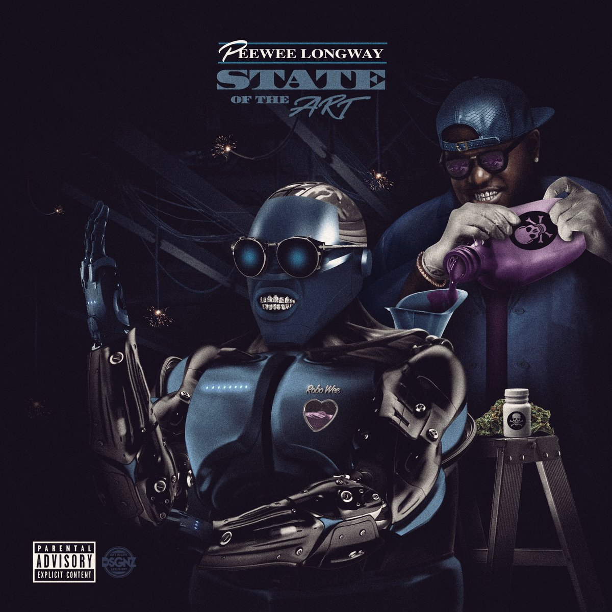 Image result for Peewee Longway drops new project State Of The Art