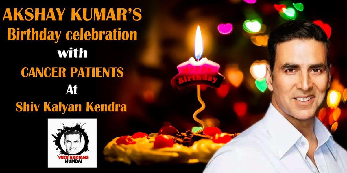 Happy birthday my best actor akshay kumar