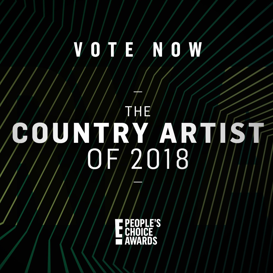 You know what to do y'all! RETWEET to vote for Blake #TheCountryArtist #BlakeShelton #PCAs - Team BS https://t.co/AQJ7T4IZ9l