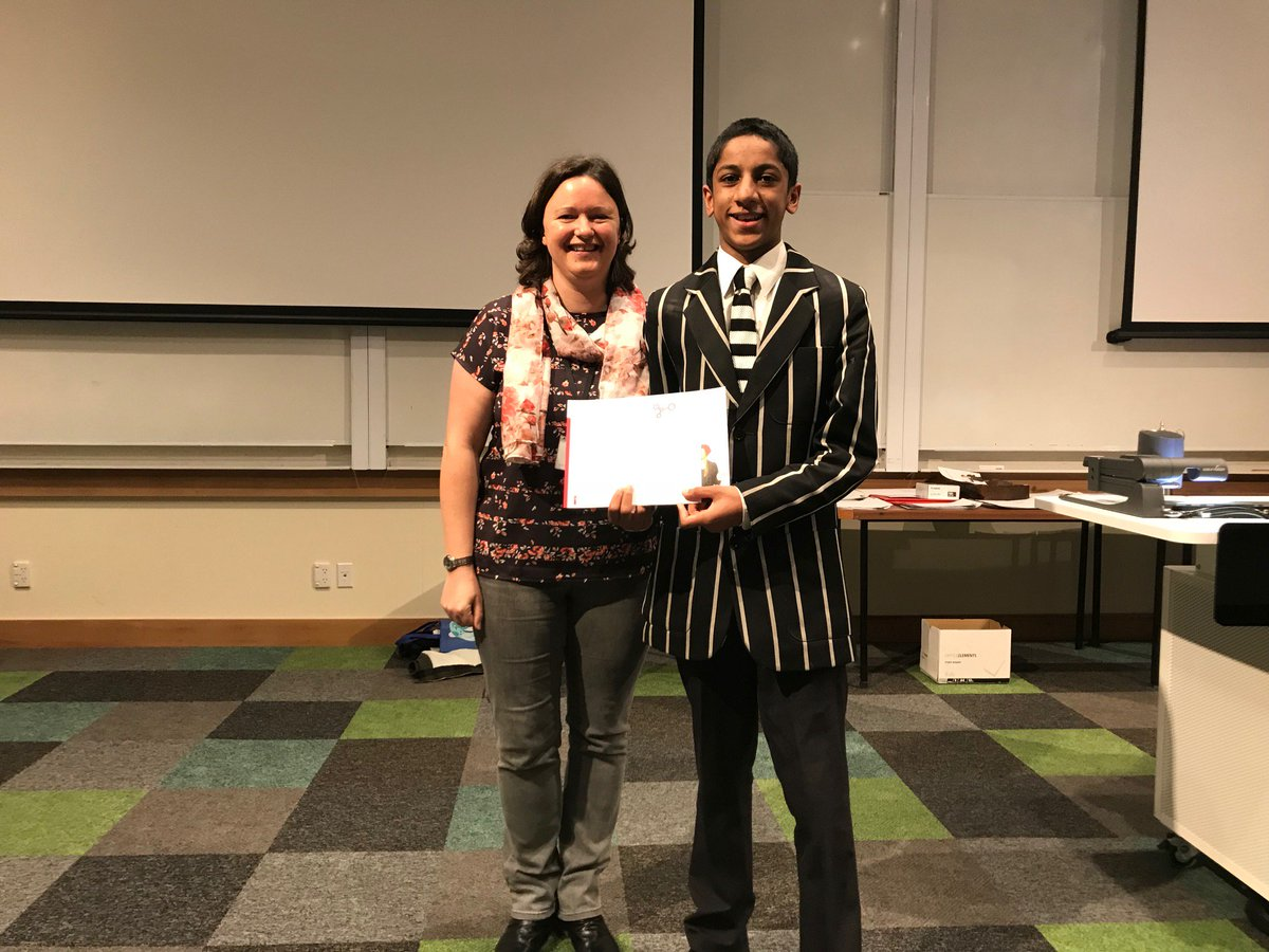 Nzic prizes for students