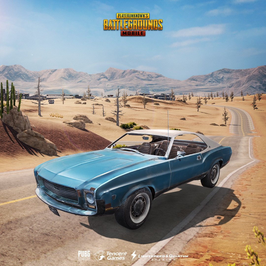 Pubg Mobile On Twitter Sweet Ride Dude Pubgmobile080