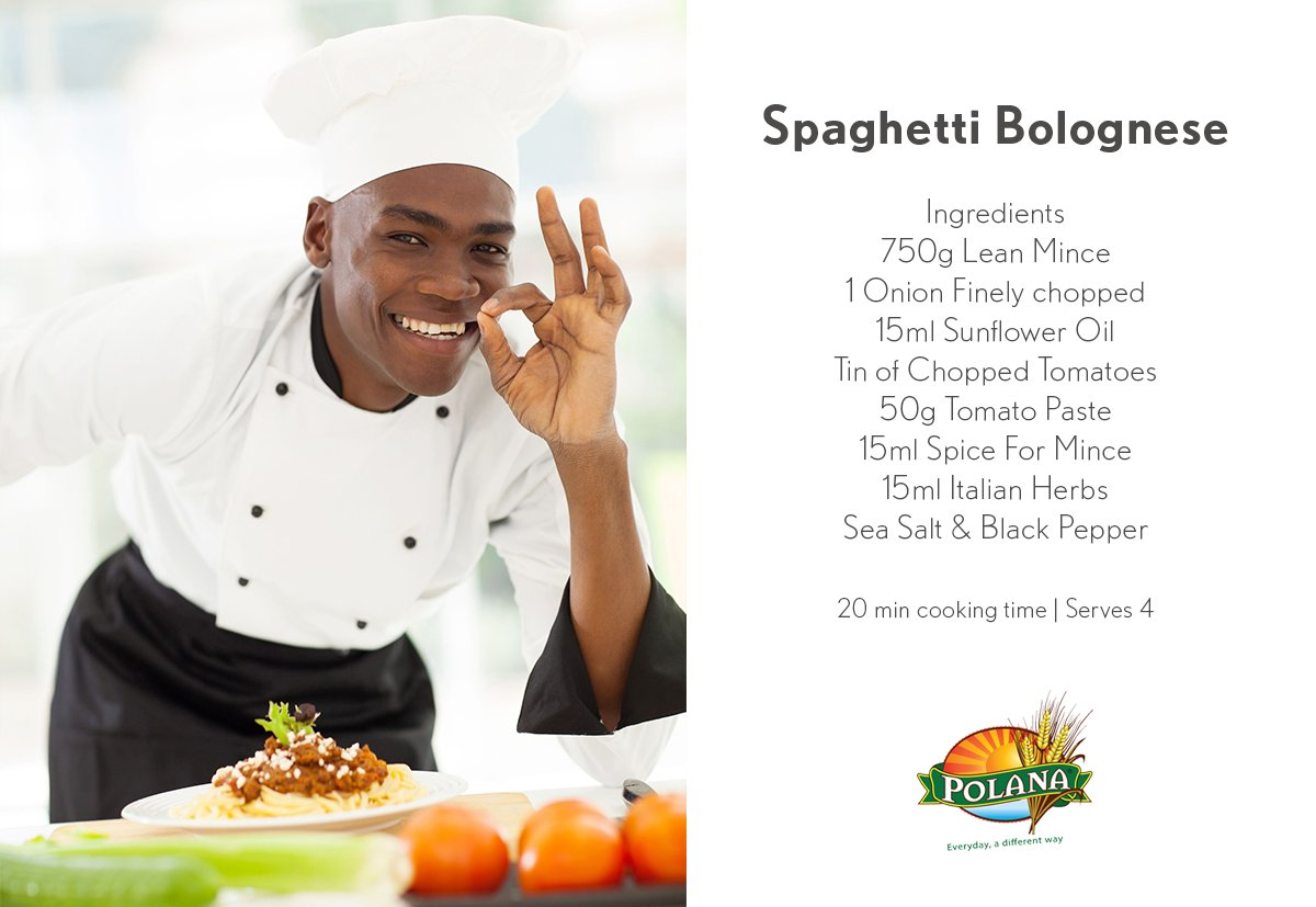 A timeless classic - Spaghetti Bolognese!  Try this recipe for #dinner tonight: https://t.co/bWiBxDEjI6