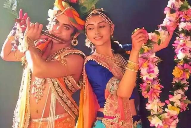 exclusive pics from the launch of starbharat s radhakrishna
