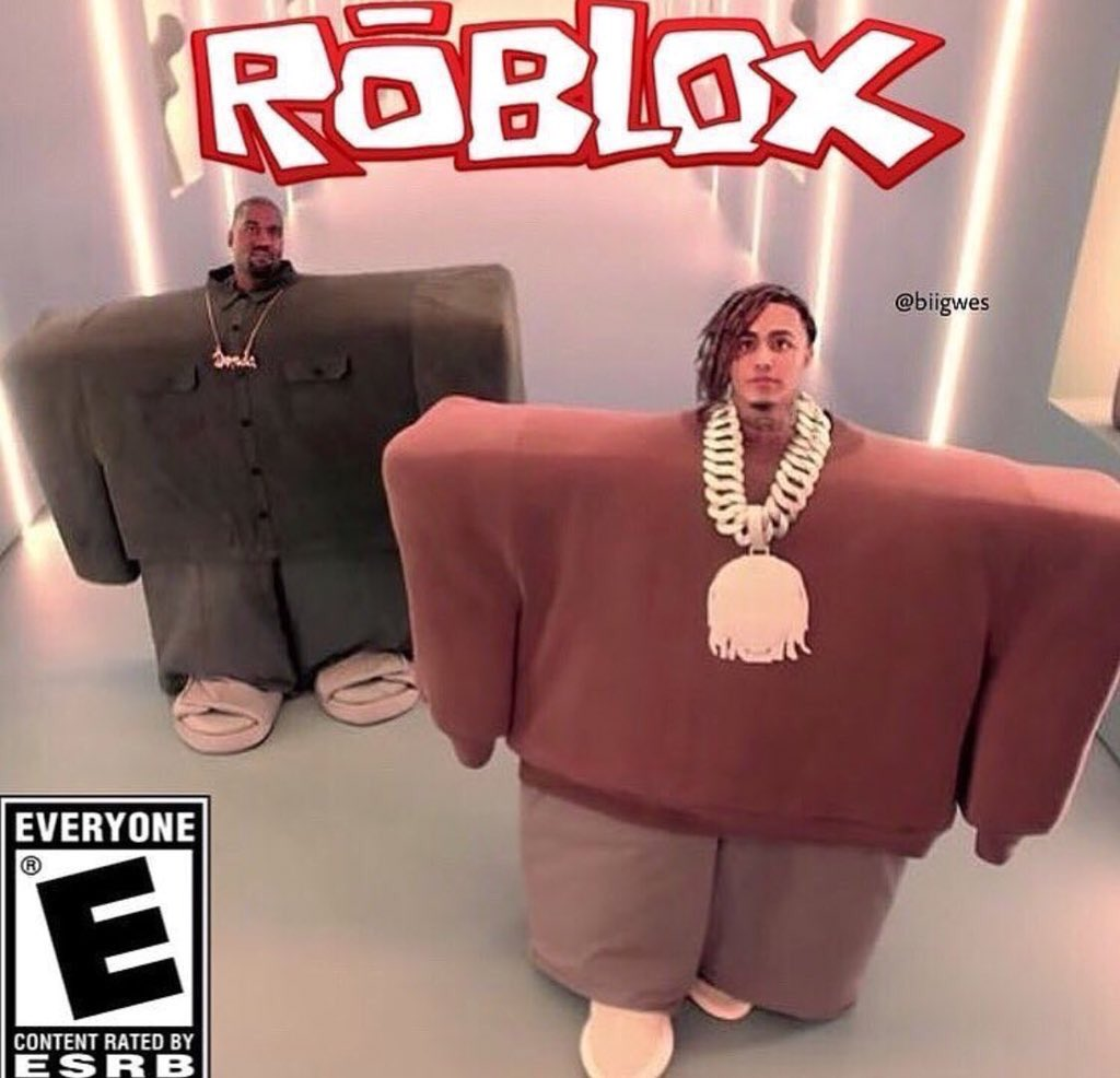 Gotta do the Roblox version https://t.co/qX3p4cYWsl
