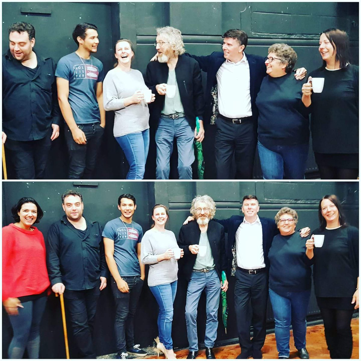 RT @H_A_T18 Another day of #rehearsals ahead for the motley crew of #HonourAmongstThieves. Come see the result @cornerHOUSEarts in just five weeks time. #Theatre #NewPlay #NewWriting #actors #acting #ActorsLife #WhatsOnStage #Surbiton #Kingston #London.