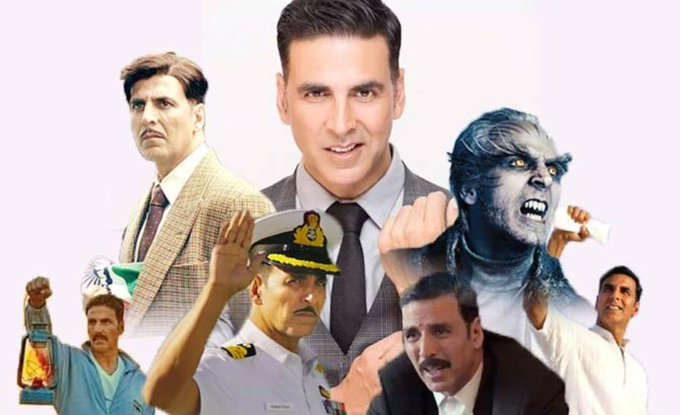 Happy birthday to Patriotic Inspiration.. LEGEND AKSHAY KUMAR or Rajeev Hari Om Bhatia...