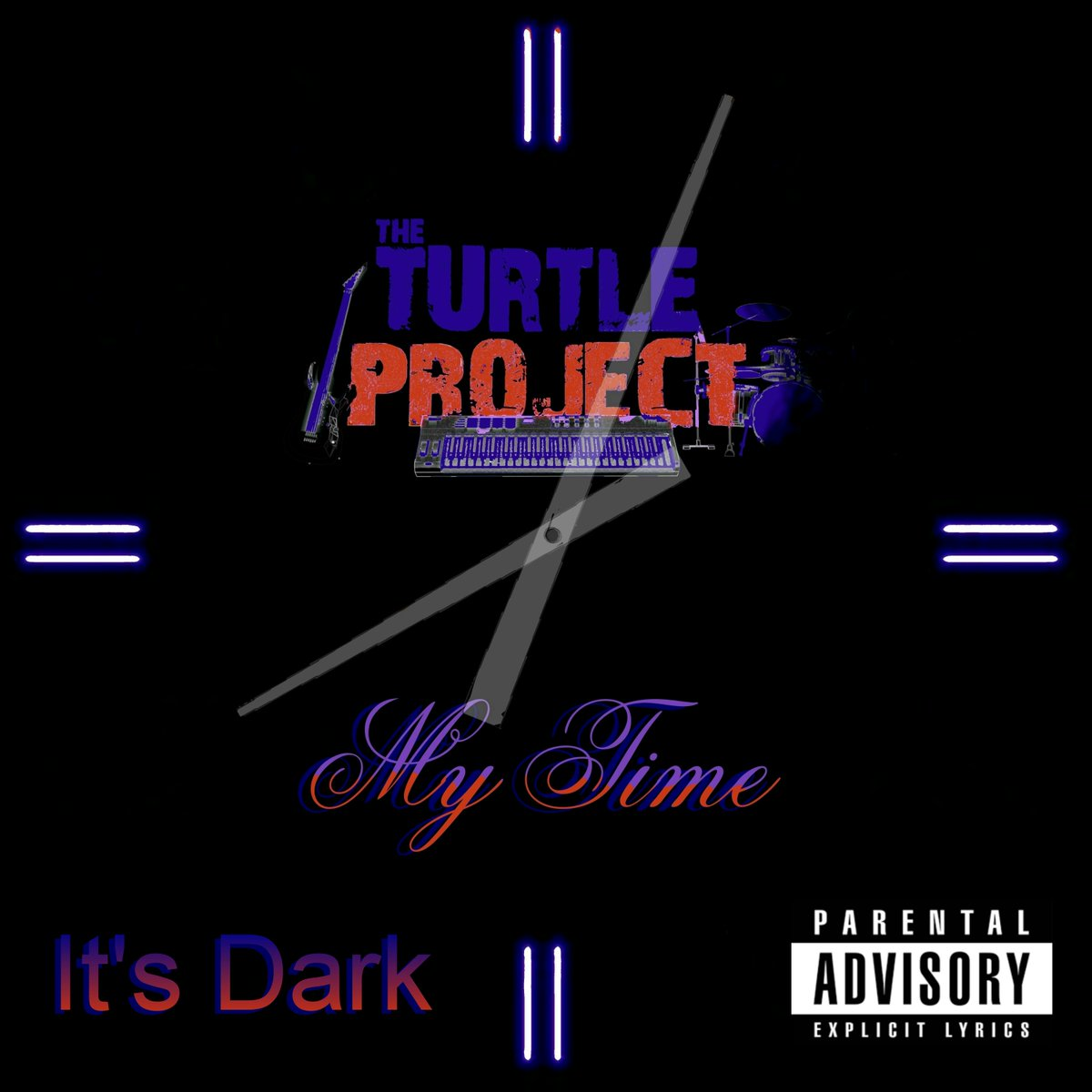 It`s Dark by The Turtle Project