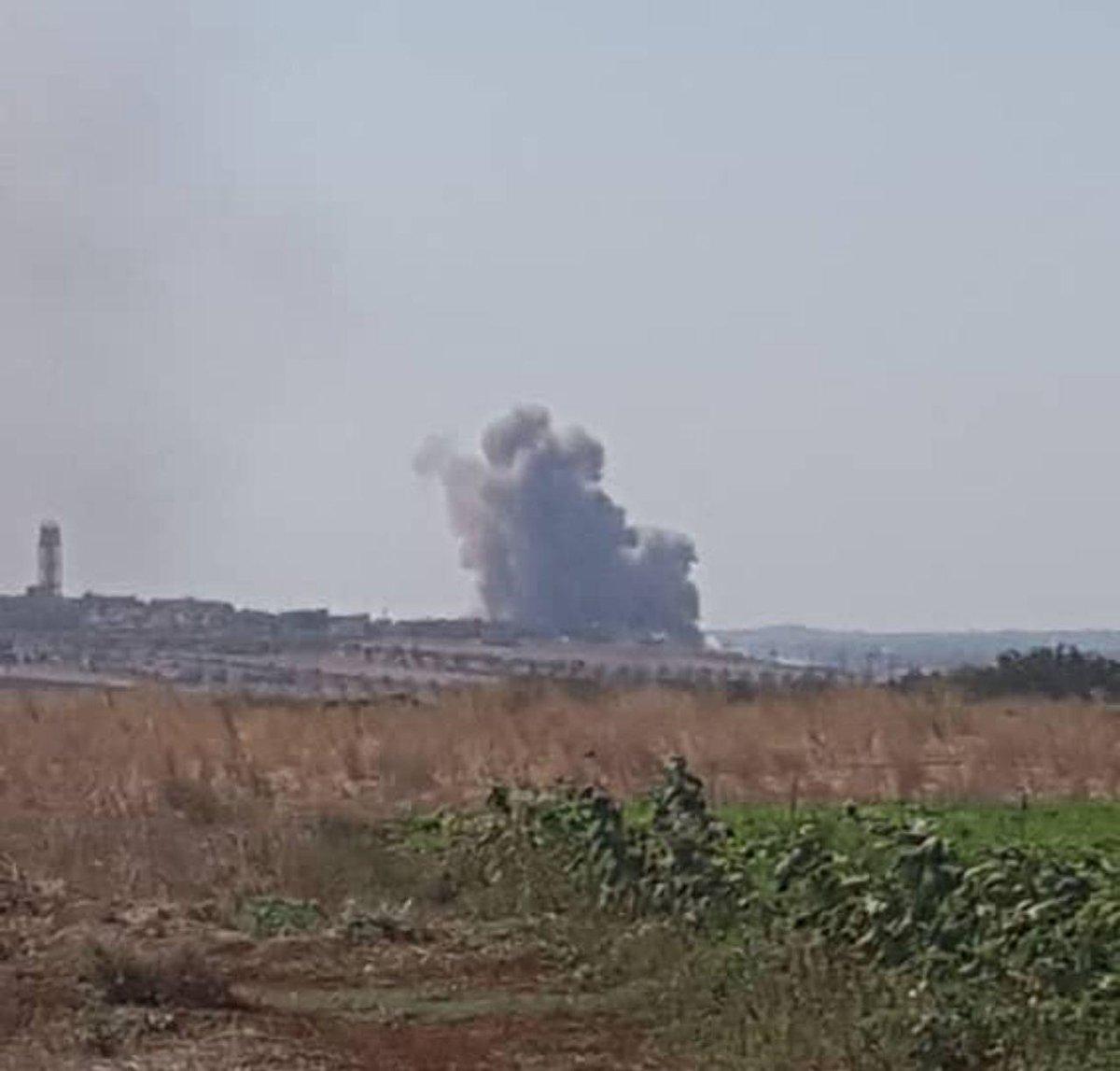 Сводка по Сирии.10.09.2018