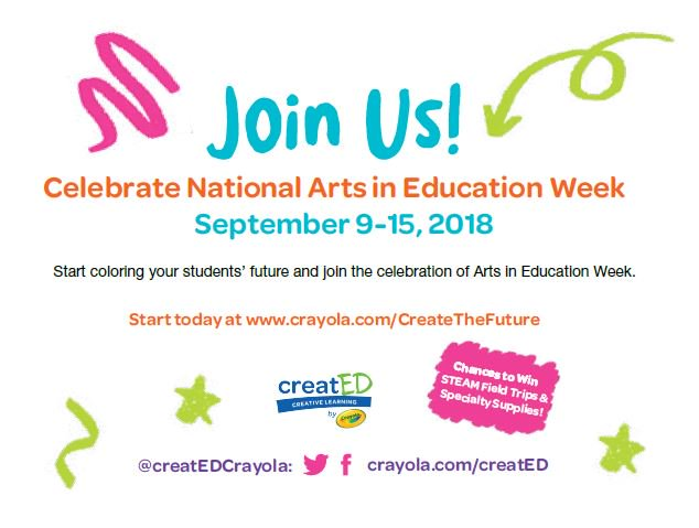 creatED | Professional Learning by Crayola on Twitter: "|634|479|?|en|2|20ff3577dc5a966cd9f8dd4964a86ac3|False|UNLIKELY|0.3180662989616394