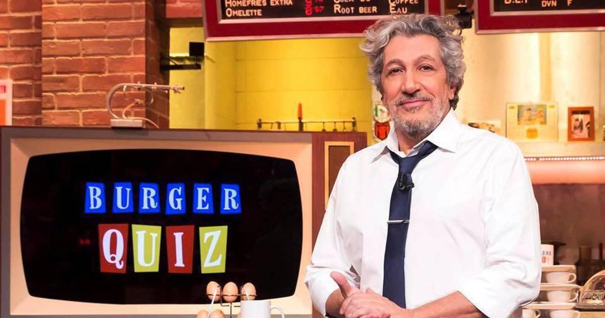 Cyril Hanouna voudrait participer à Burger Quiz, Alain Chabat refuse https://t.co/LtjfUgLhMx