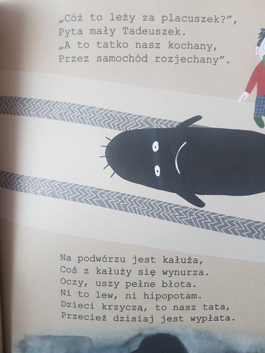 Jasiu Wiśniewski Cks Tweet Czytam Córce Wierszyki Z