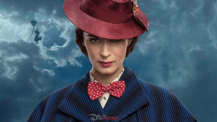 Mary Poppins Returns - Trailer Oficial