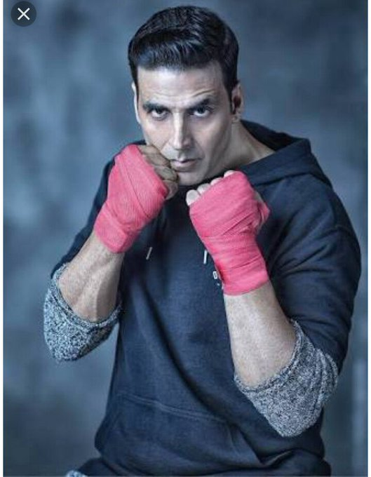 Happy birthday Khiladiyon Ka Khiladi Akshay Kumar ji I like you and love you