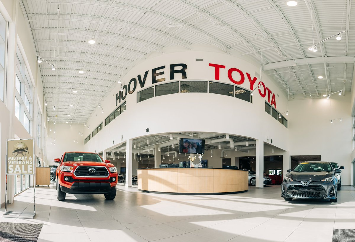 Hoover Toyota Picture