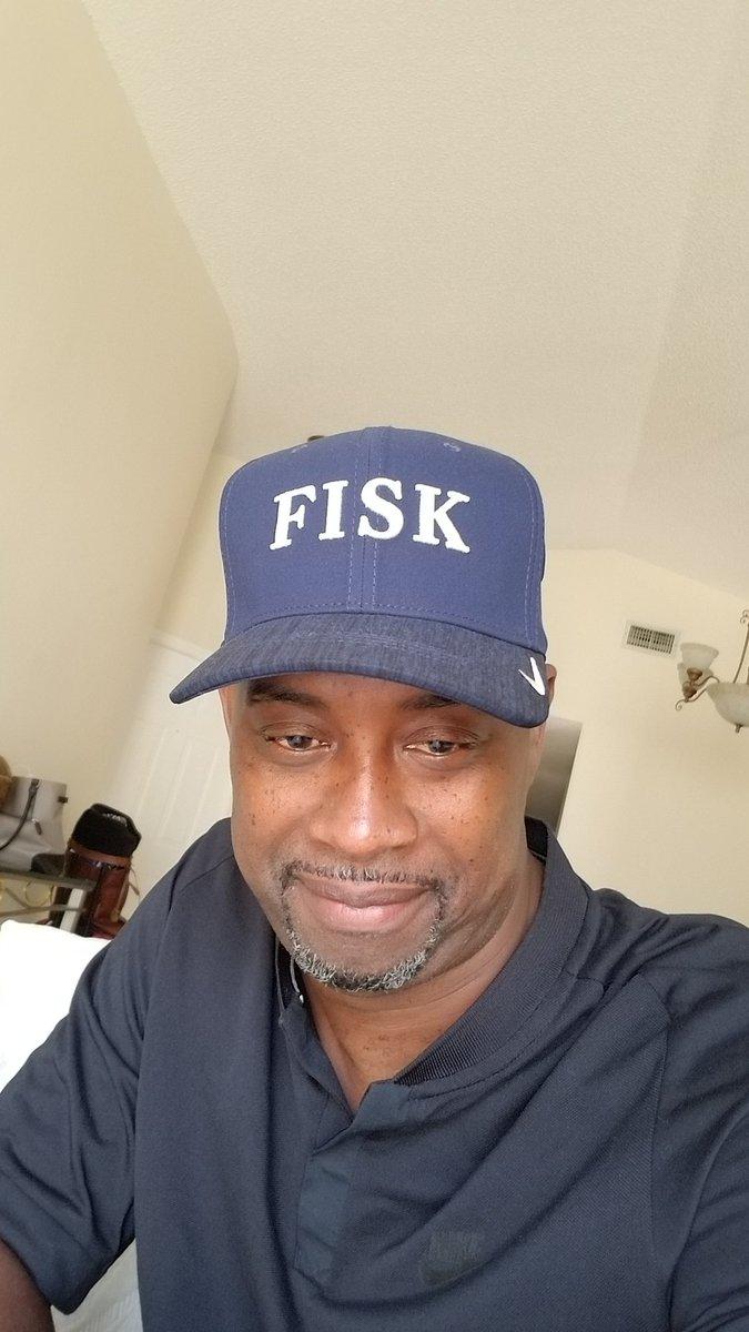 I am on my way I am lock in @FISK1866 https://t.co/NMwrWiwVr8
