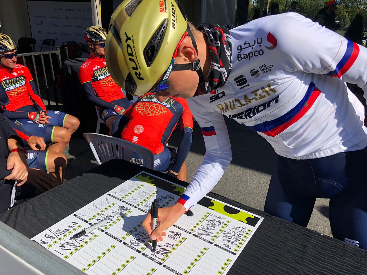Team Bahrain Merida on Twitter: