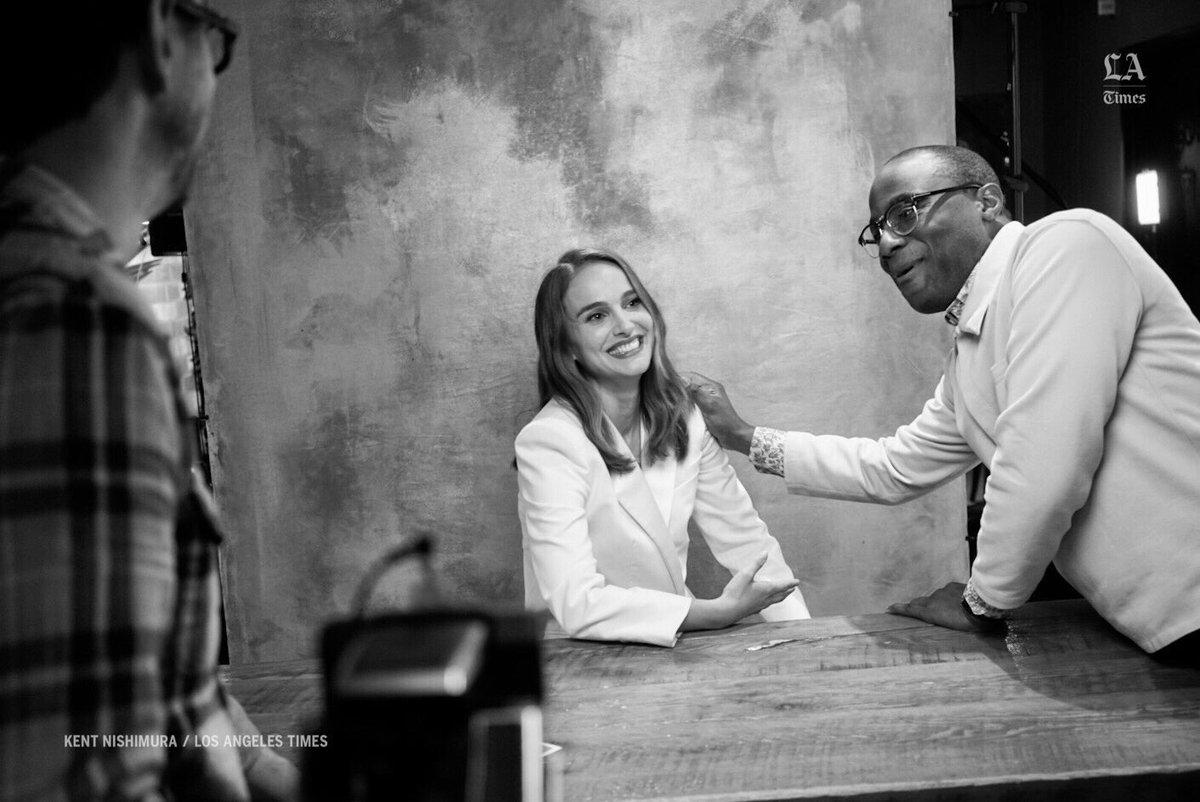 Natalie at #LATphotostudio during #TIFF18