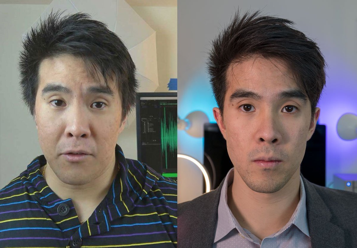 Chubbyemu On Twitter Also For The Record I Reverse Aged Last Year When I Lost 45 Pounds Left Is 31 Dec 2016 Right Is 31 Dec 2017 My Colleagues Got A Good Kick Former tox now in med onc. chubbyemu on twitter also for the
