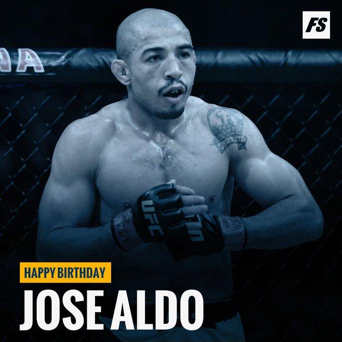 Jose Aldo's Birthday Celebration
