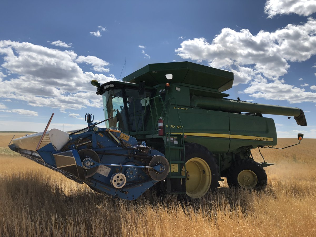 We travelled to Montana and heard from @BigSky2212 about the damaging impact on US farmers of the Trump trade wars. https://t.co/Ll440JsJ3d